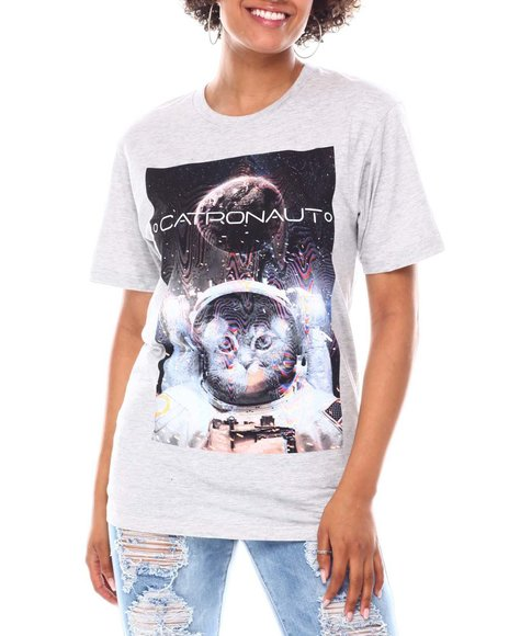 WAAF - Catronaut Nasa Classic T-Shirt