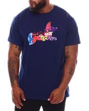 T-Shirts - Marker Snobby Knit T-Shirt (B&T)-2670132