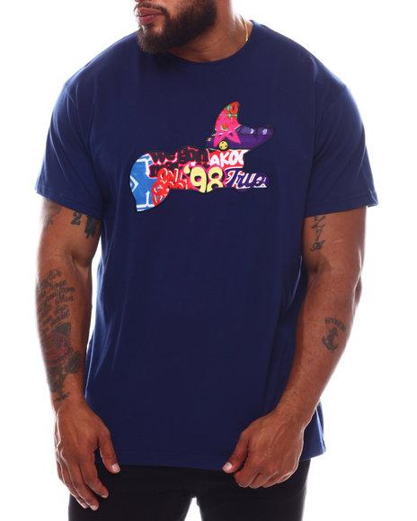 AKOO - Marker Snobby Knit T-Shirt (B&T)