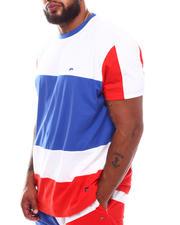 A Tiziano - Daniel Colorblock T-Shirt (B&T)-2670208