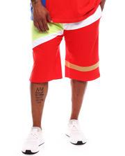 A Tiziano - Darren Colorblock Shorts (B&T)-2670247