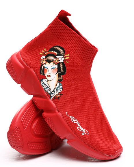 Ed Hardy - Woman Sock Sneakers