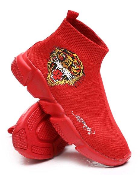 Ed Hardy - Tiger Sock Sneakers