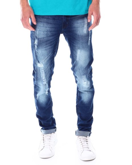 Buyers Picks - Rip and Sandblasted Jean