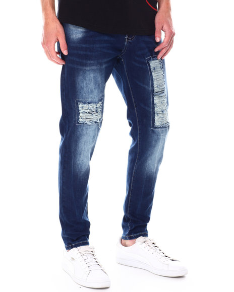 Buyers Picks - Washed Patched Denim