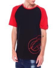 Ecko - Ecko S/S Slub Logo Sleeptee Raglan-2671267
