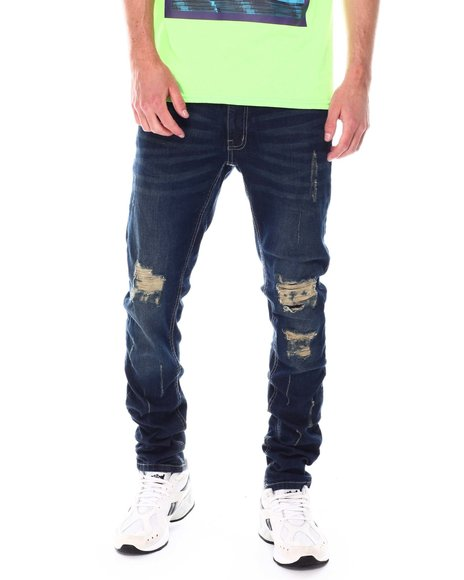 Buyers Picks - 6 year worn out Jean