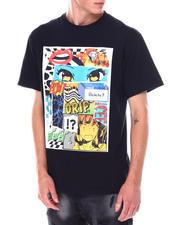 cartoons-pop-culture - Pow Eyes Tee-2671293