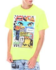 cartoons-pop-culture - Pow Eyes Tee-2671346