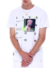 T-Shirts - Live In The Now Tee-2671556