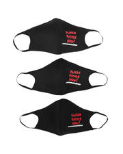 Face Coverings - 3 Pk Reebok x Human Rights Now Face Mask (Unisex)-2668372