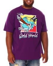 Frost Originals - Cold World T-Shirt (B&T)-2670922