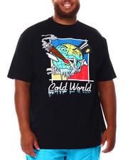 Frost Originals - Cold World T-Shirt (B&T)-2670932