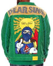 Frost Originals - Dear Sins Cord Jacket (B&T)-2671017