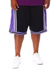 Jordan Craig - Colorblock Mesh Basketball Shorts (B&T)-2671131