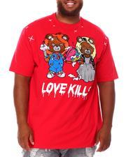 Frost Originals - Love Kills T-Shirt (B&T)-2670952