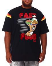 Frost Originals - Fast Food Diet T-Shirt (B&T)-2670977
