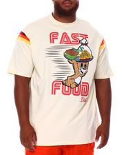 Short-Sleeve - Fast Food Diet T-Shirt (B&T)-2670015