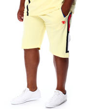 Shorts - Block Jersey Shorts (B&T)-2670093