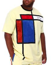 Short-Sleeve - Block T-Shirt (B&T)-2670194