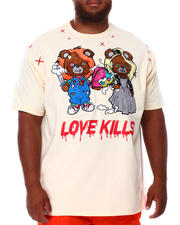 Short-Sleeve - Love Kills T-Shirt (B&T)-2670947