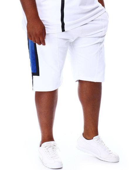 Frost Originals - Block Jersey Shorts (B&T)