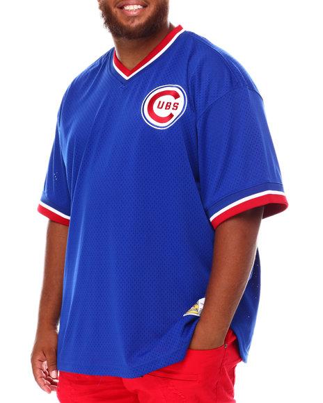 Mitchell & Ness - Cubs Short Sleeve Jersey (B&T)