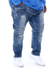 Big & Tall Faves - Super Sauce Biker Jeans (B&T)-2672017