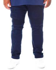 Makobi - Rip & Repair Biker Jeans (B&T)-2672033