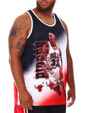 Mitchell & Ness - Bulls Pippen Mesh Tank Top (B&T)-2670818