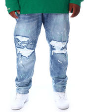 Buyers Picks - Distressed Knee Denim Jeans (B&T)-2671173