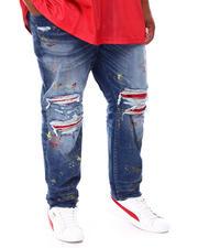 Buyers Picks - Distressed Knee Denim Jeans (B&T)-2671178