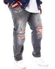 Buyers Picks - Distressed Knee Denim Jeans (B&T)-2671183