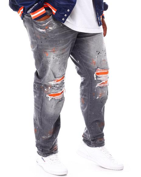 Buyers Picks - Distressed Knee Denim Jeans (B&T)