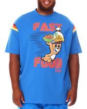 Short-Sleeve - Fast Food Diet T-Shirt (B&T)-2670048