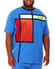 Short-Sleeve - Block T-Shirt (B&T)-2670127