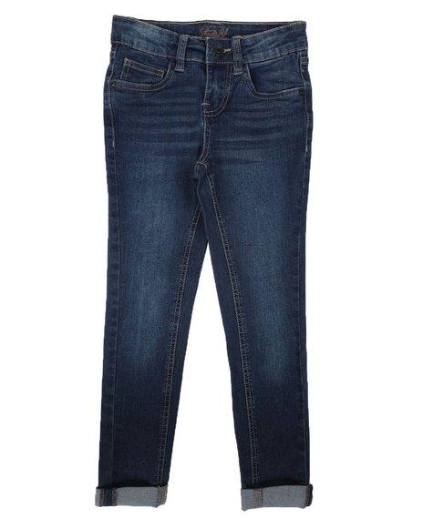 Vigoss Jeans - Convertible Skinny Jeans (7-14)