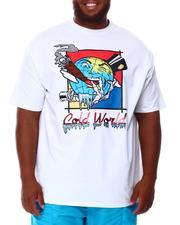 Short-Sleeve - Cold World T-Shirt (B&T)-2670927