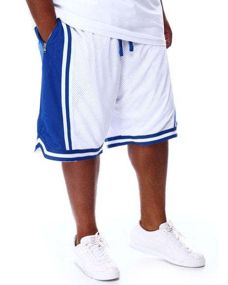 Jordan Craig - Colorblock Mesh Basketball Shorts (B&T)