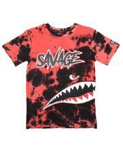 Boys - Savage Tie Dye Tee (8-18)-2670515