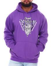 Crooks & Castles - Skull Reverse Logo Hoodie (B&T)-2671065