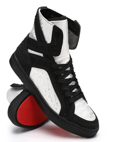 AURELIO GARCIA - High Top Fashion Sneakers