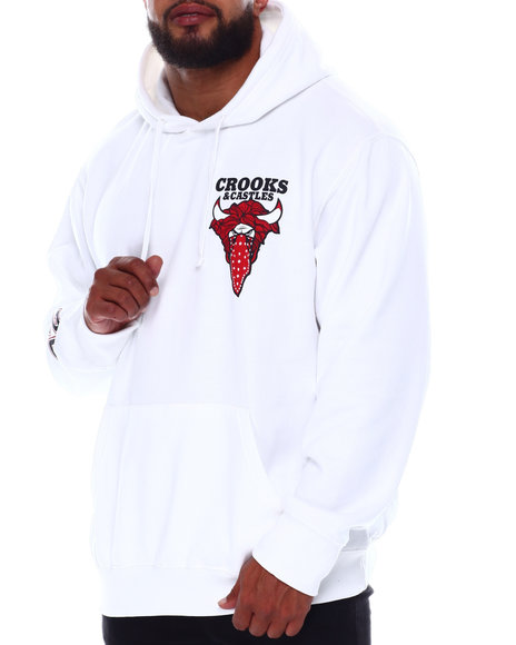 Crooks & Castles - Chicago Hoodie (B&T)