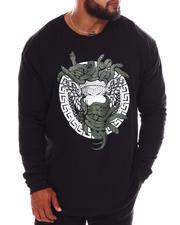 Crooks & Castles - Hydra Long Sleeve T-Shirt (B&T)-2672093
