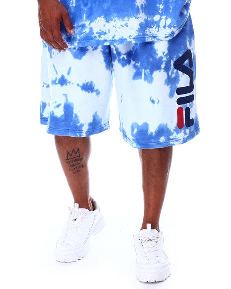 Fila - Tie Dye Shorts (B&T)