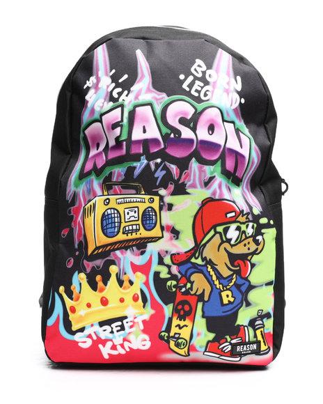 Reason - Born Legend Backpack (Unisex)