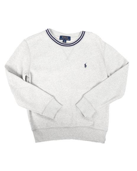 Polo Ralph Lauren - Logo Trim Sweatshirt (8-20)