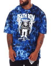 Crooks & Castles - Death Row Angels Tie Dye T-Shirt (B&T)-2671049