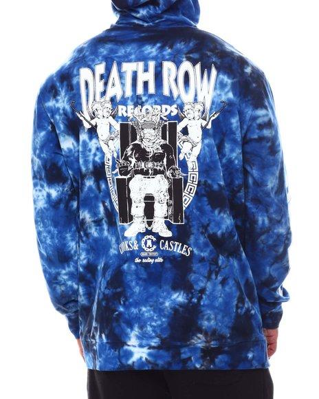 Crooks & Castles - Death Row Tie Dye Hoodie (B&T)