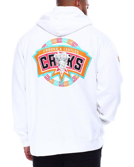 Crooks & Castles - San Antonio Hoodie (B&T)